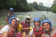 River Rafting on the Chiriquí Viejo -656