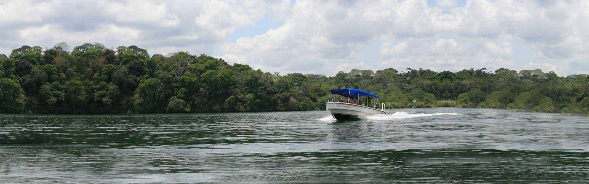 Gatun Lake Boat Tour