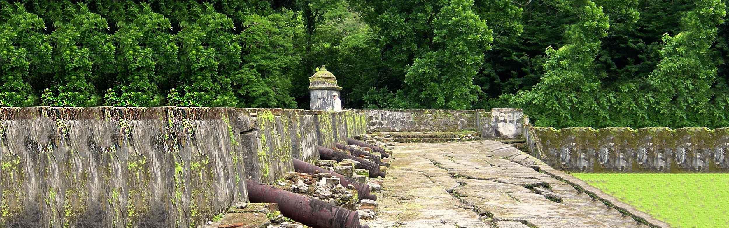 The Pirate Trail: Aguaclara Locks & San Lorenzo