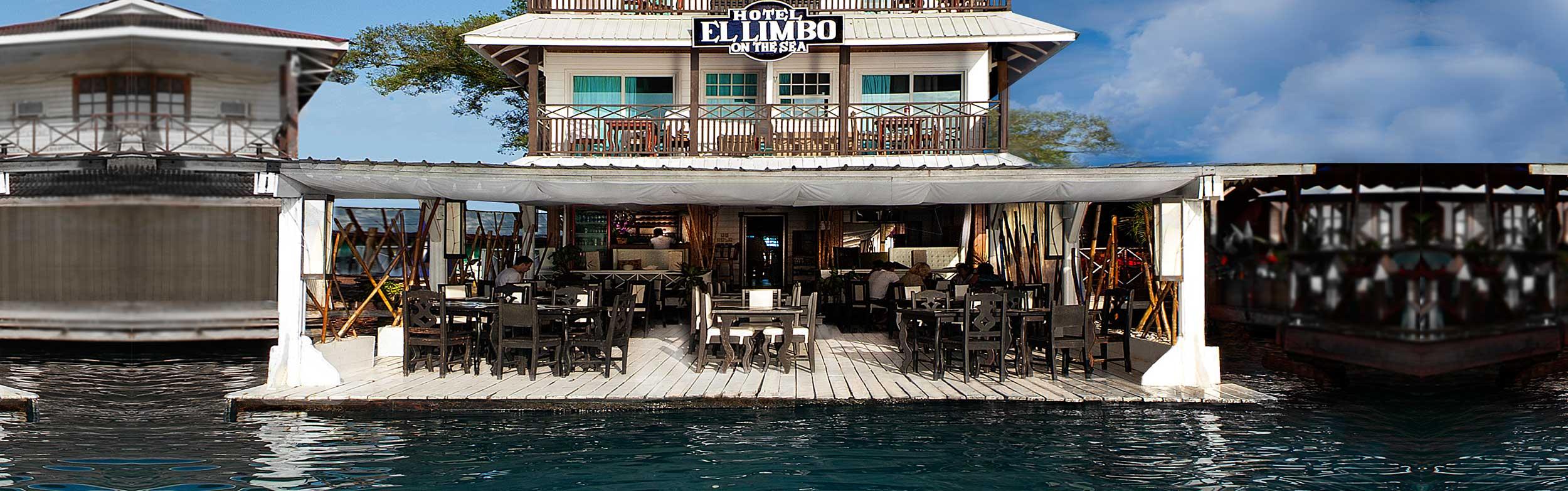 Hotel El Limbo on the Sea