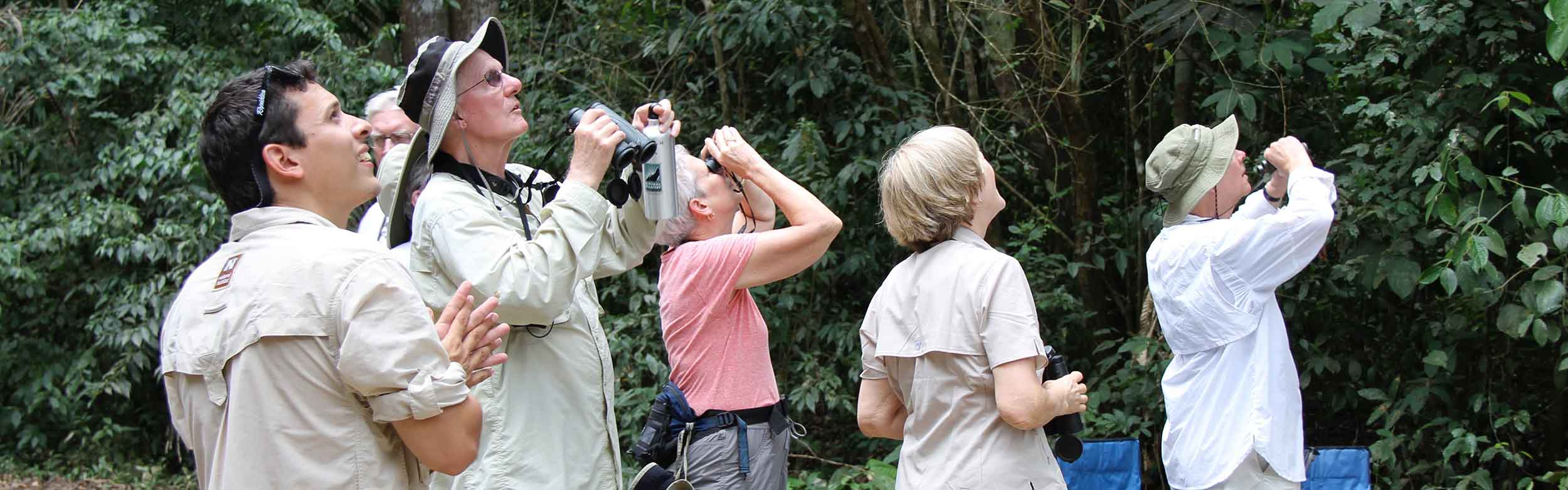 Panama Canal Watershed Birding