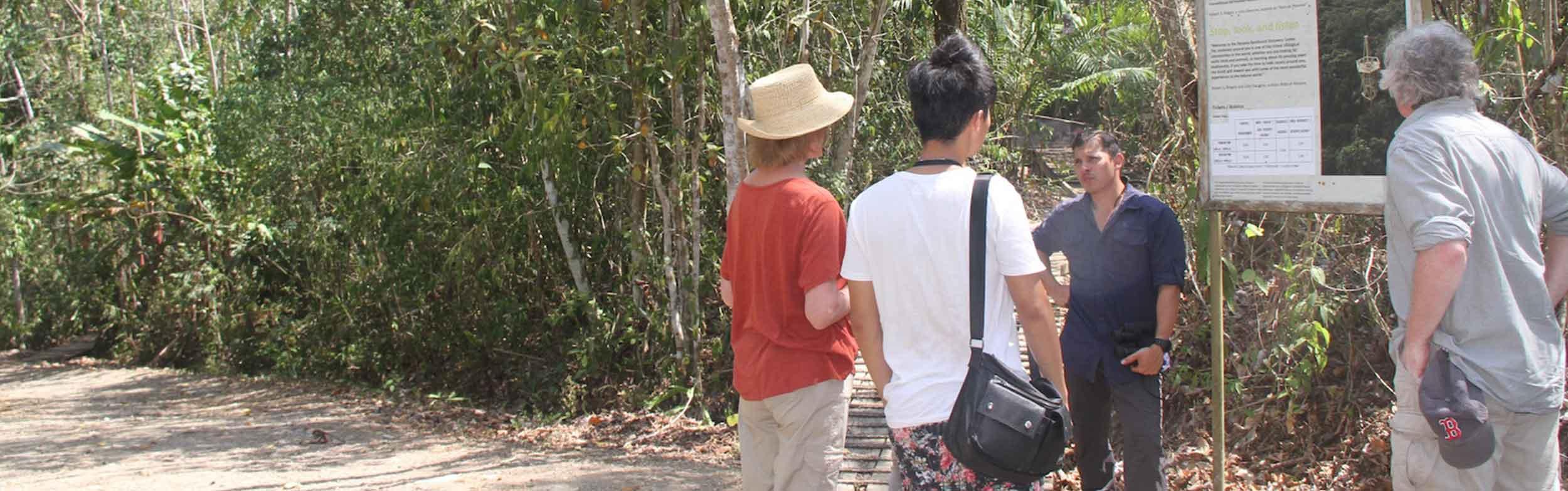 Hiking Soberania National Park & Jungle Boat Tour