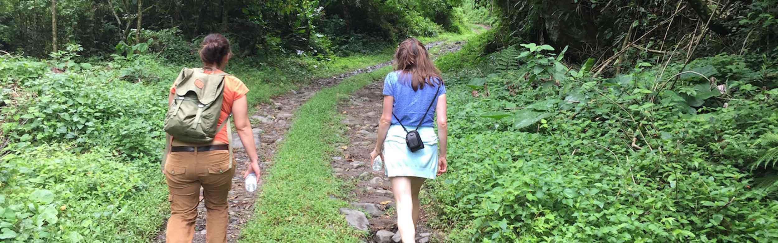 Hiking the Chiriqui Highlands