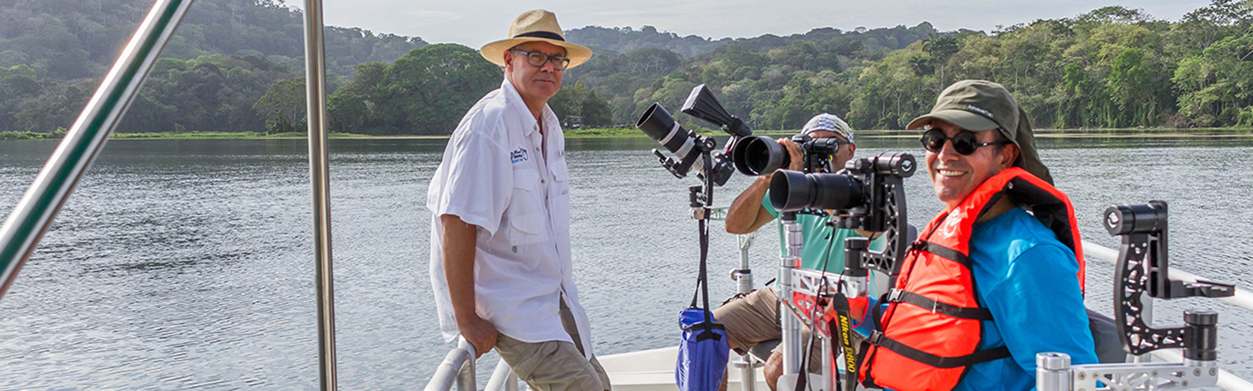 Photography Expedition on Gatun Lake