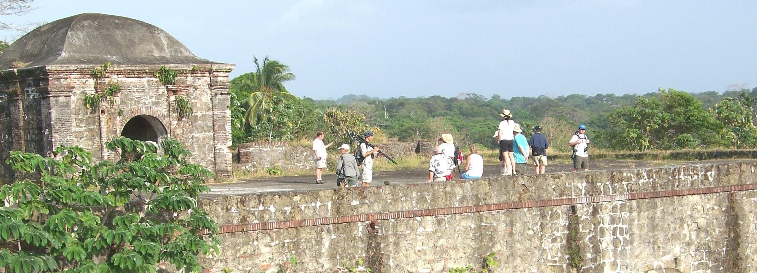 Historic Portobelo & Fort San Lorenzo