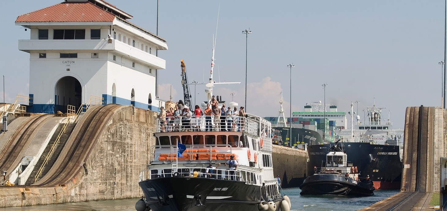 Panama Canal Full Transit