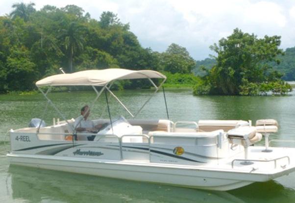 Gatun Lake Fishing Tour