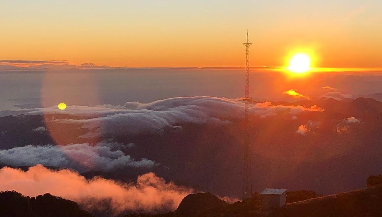 Jeep Tour to Barú Volcano Summit