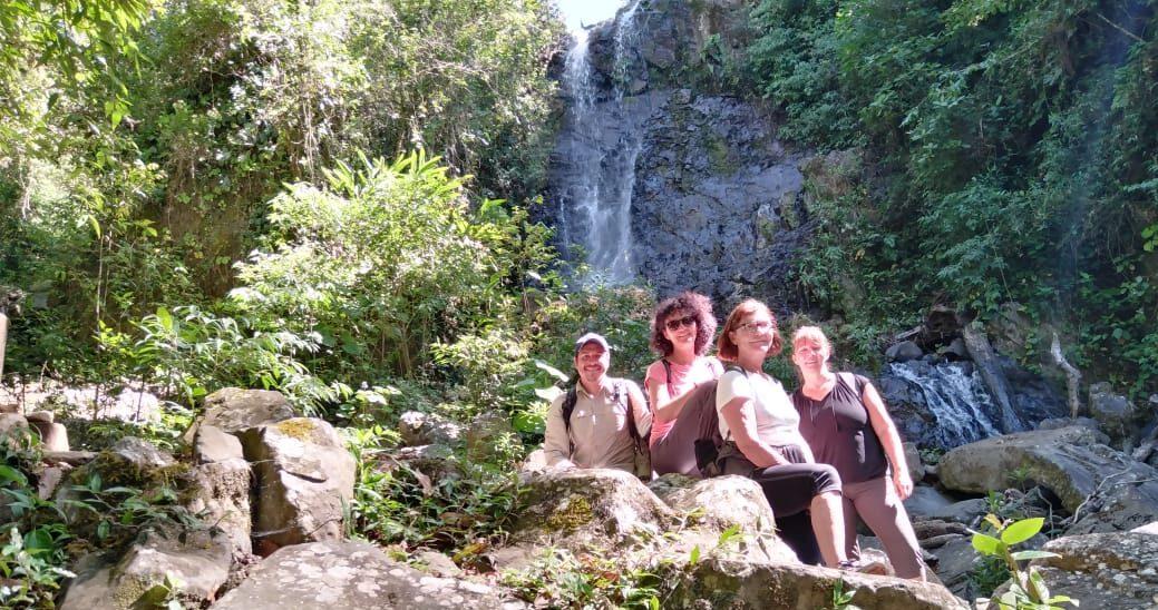 Three Lost Waterfalls Nature Walk
